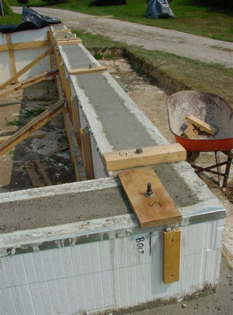foam basement forms eco friendly insulated concrete forms baileylineroad