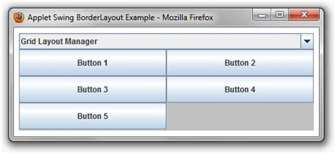 applet layout manager exle jade cheng java applet tutorial