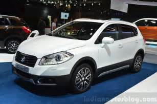 Suzuki S Cross Diesel Suzuki S Cross Diesel Gets Clutch At In The Uk