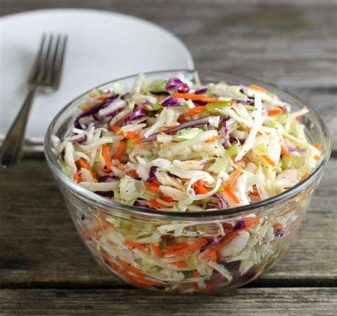vinegar based coleslaw words of deliciousness