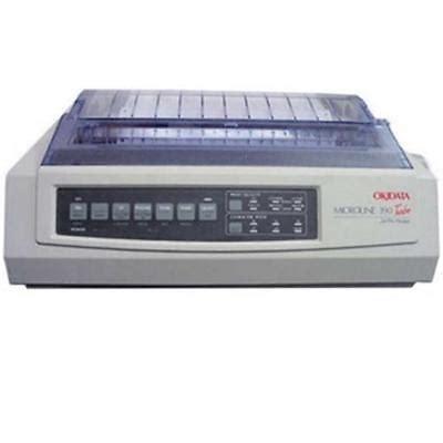Printer Oki Microline 390 Turbo 24pin Bekas oki microline 390 24 pin dot matrix tur productfrom