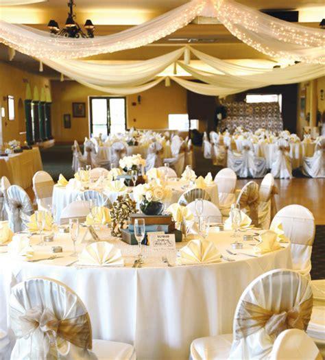 Hochzeitsdeko Sale by Festliche Hochzeit Deko Tisch Komplett In Wei 223