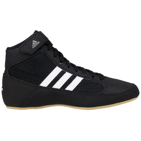 adidas hvc 2 youth laced shoes wrestlingmart free shipping
