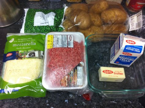 Ingredients For Cottage Pie by Ingredients For Cottage Pie Foodilistic