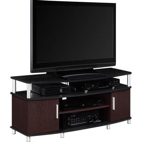50 tv entertainment center cherry black 50 inch entertainment center tv stand