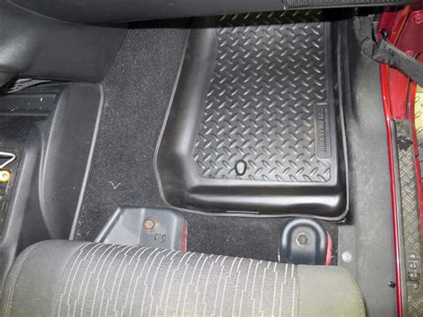floor mats for 2012 jeep wrangler unlimited husky liners hl30521