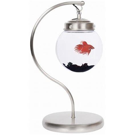 Desk Fish Bowl by Hanging Fish Bowl L