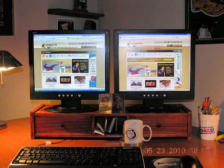 desk organizer monitor stand monitor stand desk organizer by thedane lumberjocks