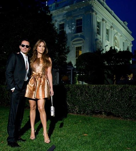 marc anthony house music eva longoria and jennifer lopez bring a touch of hollywood sparkle to the white house
