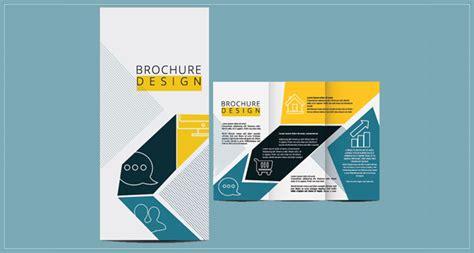 desain brosur video jasa desain brosur design brosur untuk promo bisnis anda