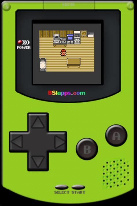 gameboy color emulator android gameboy a d plus