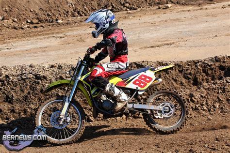 motor cross vidio photos weekend motocross bernews bernews