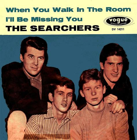 the searchers when you walk in the room 16 searchers the when you walk in the room d 1964 flickr