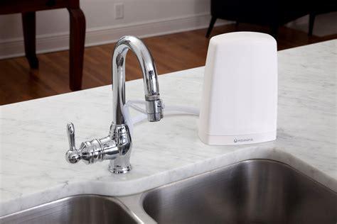 aquasana aq 4000w countertop water filter system