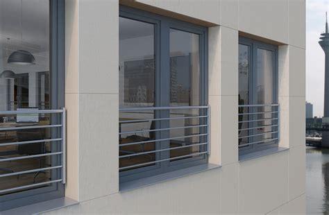 Fensterelemente Kunststoff by Absturzsicherungen F 252 R Bodentiefe Sch 252 Co Kunststoff