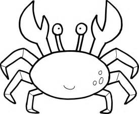 crab colors crab coloring pages by free printables