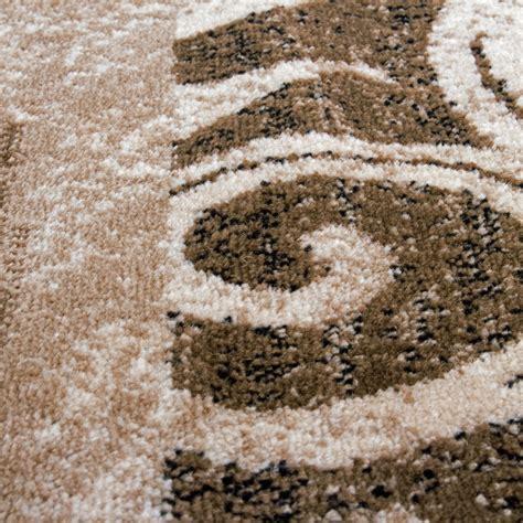 teppich für esszimmer wohnwand modern