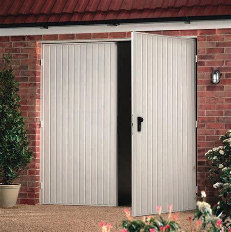Garador Side Hinged Garage Doors garador carlton side hinged lakes garage doors