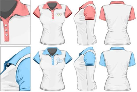 vector clothing templates free free vector download
