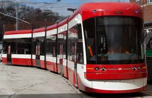 new car deals toronto ttc rolls out its new low floor streetcar deployment plan