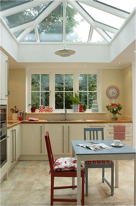 kitchen conservatory ideas conservatory kitchen ideas 2 mobmasker