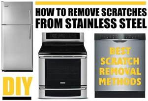 How To Clean Stainless Steel Cooktop Without Scratching Best Ways To Remove Scratches From Stainless Steel