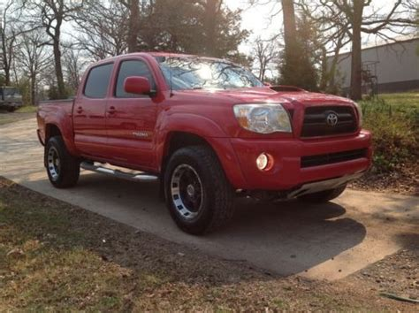 Used Toyota Tacoma 4x4 For Sale In Oklahoma Find Used Toyota Tacoma 4x4 Crew Cab Trd Sport Sr5 In Sand