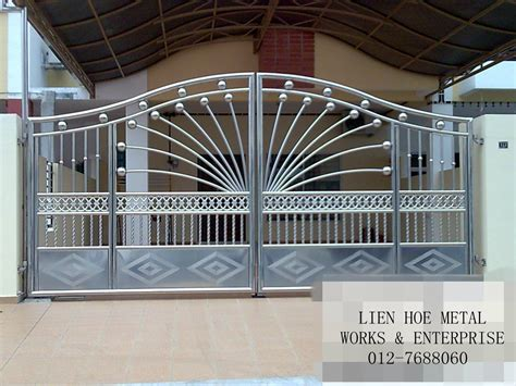 steel gate design interior exterior doors