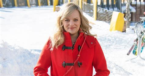 Kate Spade Kellyanne Moussfrost elisabeth moss in 698 kate spade pea coat winter coat styles for every budget from