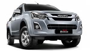 Isuzu Dmax Malaysia Isuzu D Max Facelift Launched In Malaysia Three Trim