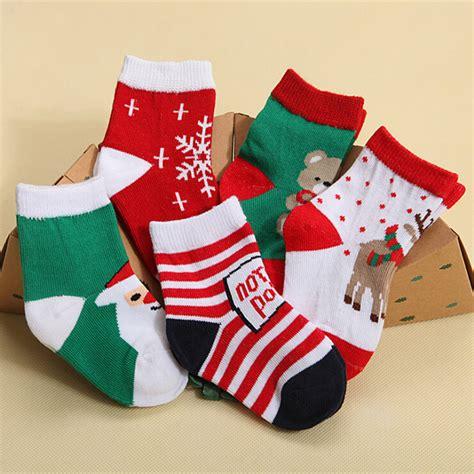 sock themed winter newborn baby boy sock themed