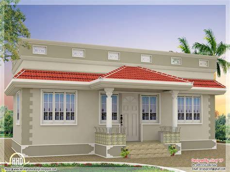 Single Floor House Plans Kerala | kerala style single floor house plan kerala home design