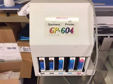 Printer Dtg Mimaki dtg printer for sale classifieds