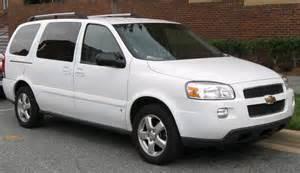 Chevrolet Uplander 2014