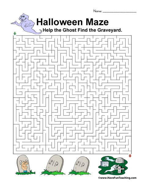 printable halloween maze difficult pin difficult maze 3 solution on pinterest