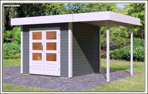 carport billig selber bauen gartenhaus mit flachdach selber bauen carport with