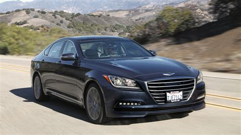 Review Hyundai Genesis by 2016 Hyundai Genesis V8 Review Caradvice