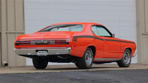 1972 plymouth duster 1972 plymouth duster t160 indy 2016