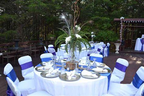 wedding venues s deck reception site