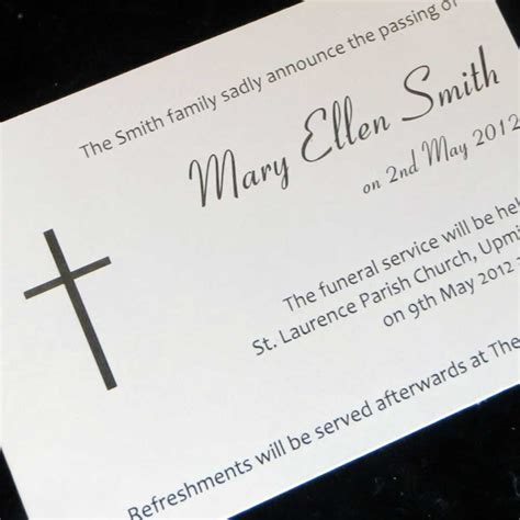 print on demand card games uk 10 funeral announcement cards design fac02 ijc your
