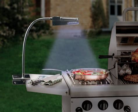 Solar Grill Light Master Forge Grill Solar Cordless Led Grill Light Review