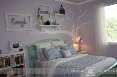 turquoise and lavender bedroom lavender and turquoise tween room things for my little people pinterest