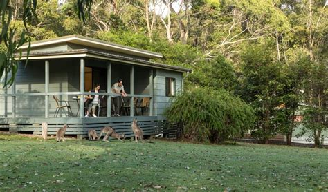 Cabins In National Park by Depot Cabins Nsw National Parks