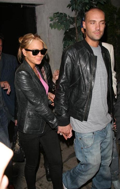 Lindsay Lohan And Calum Best Fight It Out by Lindsays Kille Otrogen Veckorevyn