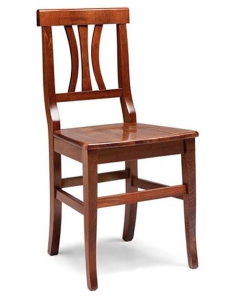 sedie ws ws 133 sedia massello di faggio varie versioni