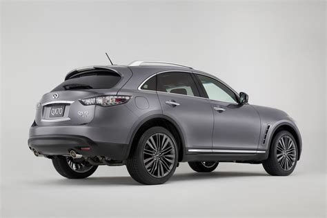 infiniti jeep 2017 2017 infiniti qx70 performance review the car connection