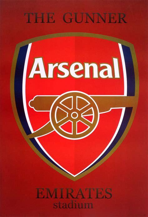 arsenal chions league history arsenal fc logo poster 23 x34 the gunner uefa league