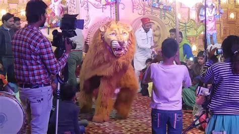 o jangal ke raja meri maiya ko leke aaja o jangal ke raja song in jagaran shahpur garhi youtube