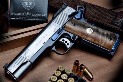 Wilson Combat 1911 45 For How Much No Way No Really