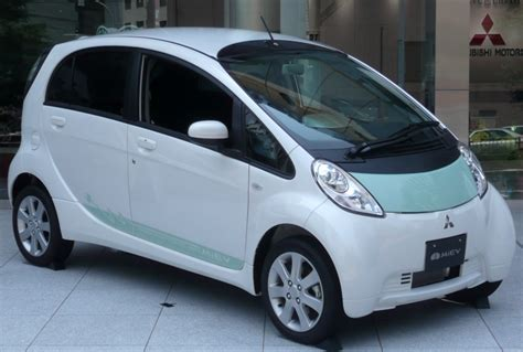 Mitsubishi I Miev For Sale In Pakistan by 電動汽車車種介紹